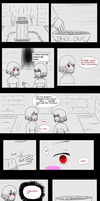 Frisk and Chara - Ch2: Pages 20 by ArtisticAnimal101