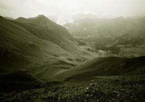 Alps by LaMusaTriste