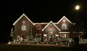 Christmas Photography #2 The House Of Christmas by superSeether
