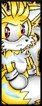 Miiverse Art: Super Tails by DragonQuestHero