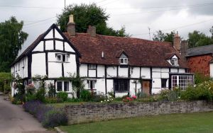 English Villages Albury 5 by RoyalScanners