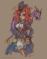 Rule 63 Dreamfinder by NoFlutter