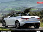 Jaguar F-Type with Vossen Wheels by ardhyjati83