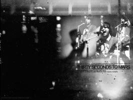 30 Seconds to Mars wallpaper-2 by jackiefearless