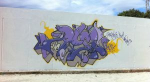 Apes Spain Piece 1 by THISISAPES