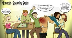 Spanking Monopoly by AnkaSP