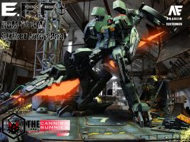 Gundam  GBWC  2013 photoshop by yjdcw3782115