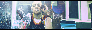 Mac Miller by Skull--Kid