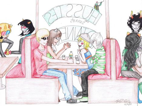 Double Date by Zezzynezzy