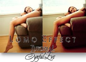 Lomo effect tutorial by SynfulEve