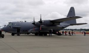 Lockheed AC-130 Specter by shelbs2