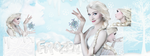 Facebook Cover: Frozen by LuanaF