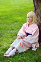 AnE: Shiemi Moriyama by Aigue-Marine