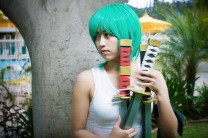 One Piece: (Female) Zoro 2 by hellozombie
