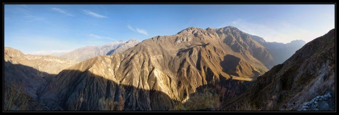 Hills of Colca by CashMcL