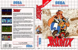 Asterix Custom Cover by theEyZmaster