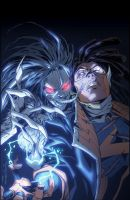 Static Shock 4::Cover by KharyRandolph