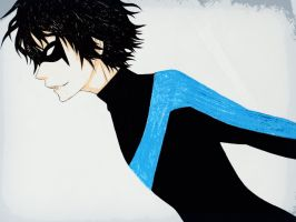 Nightwing by The-KOKO-Empire