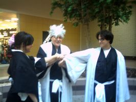 Toshiro's Approval by Mistress-Koi