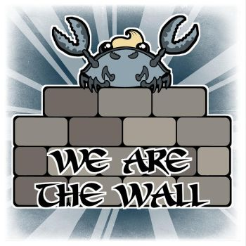 We Are the Wall by shineyorkboy