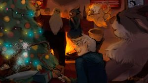 Xmass by injureddreams
