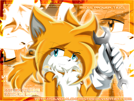 TSR - Miles Prower Tails by SilverAlchemist09