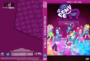 [WIP] Equestria Girls DVD Cover Fan-Made by DonKazim