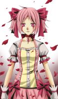 Crying Madoka by Sartika3091