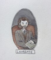 Lawrence Smudgeling by Jarofpencils