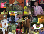 RUSSEL HEAVEN by ginacartoon