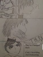 Prey Ch. 1 Pg. 2 -- Doujin by NothingYouCouldLove