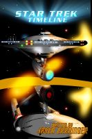 Star Trek Timeline by CaptainBarringer