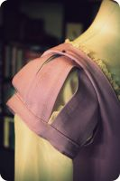 Tangled Rapunzel costume commission WIP by Rachyf1