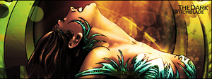 Witchblade by Pathard