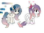PONY AUCTION ADOPTABLES #2 by MintyBow12