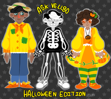VELL80 HALLOWEEN PARTY 2K15 by m5w