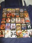 Wrestling DVD collection 2 by Death-Driver-5000