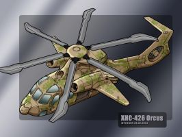 XHC-426 Orcus by TheXHS