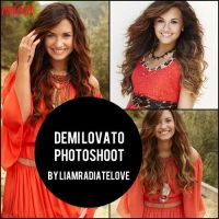Demi Lovato Photoshoot. 003 by LiamRadiateLove