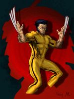 WOLVERINE  by tom raney by Mich974