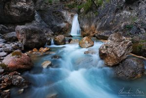 Galitzenklamm by Nightline