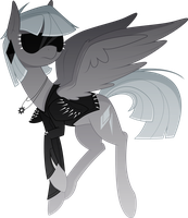 Platinum Passion: Fashion Superstar by Emkay-MLP
