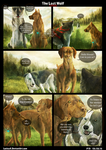 The Last Wolf page 19 by CasArtss