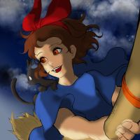 Magion02's Kiki's Delivery Service. by 626Ghost