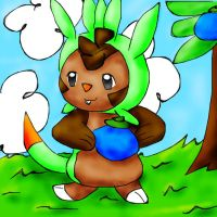 Chespin by Irrisichi
