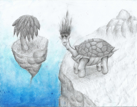 turtle. by YourGodLucifer