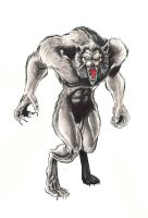 and still more werewolves by JGiar