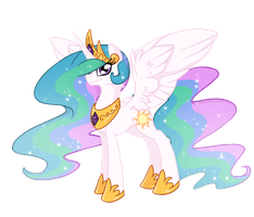 Celestia Idle by luga12345
