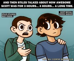 Scott is awesome by amegoddess