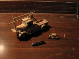 1-72 Scale Toyota GB Starter truck by Coffeebean2
